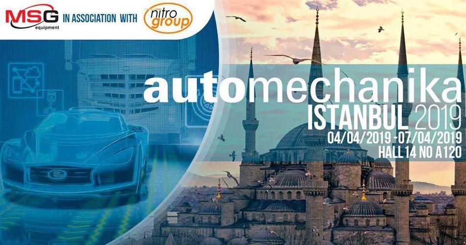 Automechanika 2019